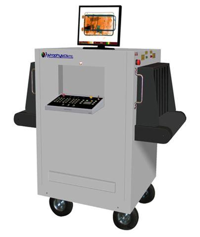 rentgena staru skeneris