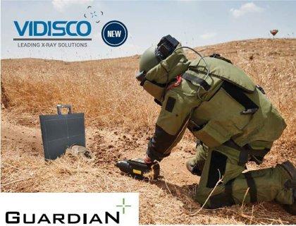 Vidisco Guardian Portable X-ray System